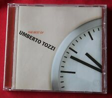 Umberto Tozzi, the best of, CD