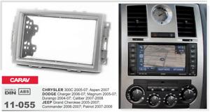 CARAV 11-055 2Din Marco Adaptador Radio CHRYSLER 300C DODGE JEEP Grand Cherokee