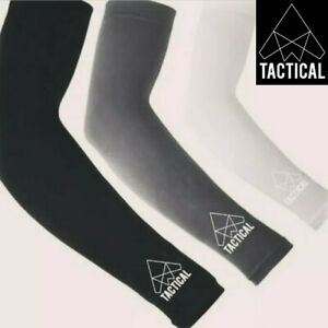 Stealth Tactical UK Compression Thermal Arm sleeves twin pack 2 pairs arthritis