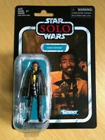 STAR WARS THE VINTAGE COLLECTION SOLO LANDO CALRISSIAN 3 3/4 INCH FIGURE WAVE 6