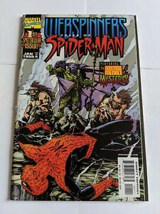 Webspinners Tales Of Spider-Man #1 January 1999 Marvel Comics