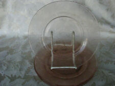 """Fantastic Set of 6 Dogwood Pink Dinner Plates 9 1/4"""""""