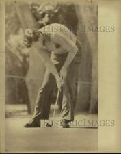 1981 Press Photo Golfer Hubert Green plays the Texas Open - sas15411