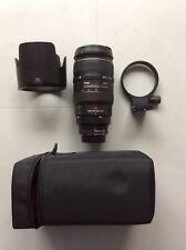 Nikon Nikkor AF VR ED 80-400mm 4.5-5.6D