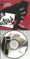 MARY'S DANISH Don't Crash the Car tonight PROMO CD single Red Hot Chili Peppers