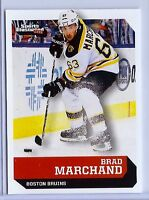 """BRAD MARCHAND """"1ST EVER PRINTED"""" SPORTS ILLUSTRATED CARD #582! BOSTON BRUINS!"""
