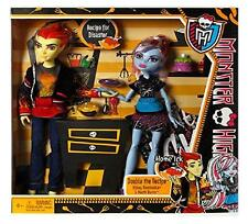 Monster High Heath Burns Abbey Bominable Doll Home Ick Boy Doll