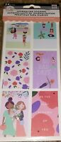 the happy planner journaling stickers squad life 24 pcs MAMBI ME & MY BIG IDEAS