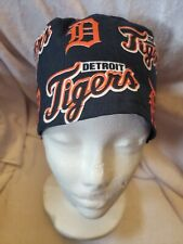 Detroit Tigers Handmade Surgical Scrub Caps