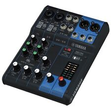 Yamaha Mg06 Mixer passivo 6 Canali con Alimentazione Phantom 48v