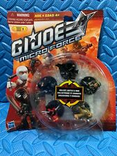 gi joe micro force Series 1 New Sealed Snake Eyes 2012 Hasbro