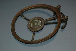 Vintage Possibly Antique Trivet Pan or Kettle Holder for Fireplace Range Etc