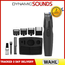 WAHL Cordless Rechargeable Body Hair Beard Neck Clipper/Trimmer 9685-517