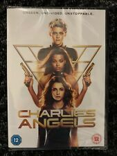 Charlies Angels (2019) - DVD -  UK Stock - Brand New and Sealed
