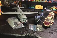 True Heroes Lot AB-115 SHARK PLANE Sentinel 1 Attack Submarine Air Force Copter