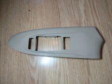 2002-2005 Chevy Trailblazer GMC Envoy Left Door Lock Window Power Switch Trim