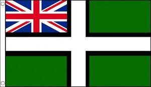 5' x 3' Devon Ensign Flag Devonshire England English County Banner