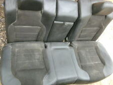 10 Ford Taurus SHO rear seat
