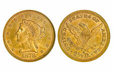 CIRCULATED RANDOM COMMON DATE $2.50 LIBERTY HEAD GOLD U.S. COIN