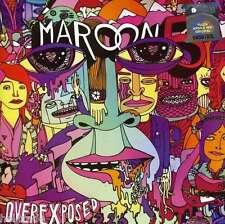MAROON 5 / OVEREXPOSED * NEW CD * NEU *