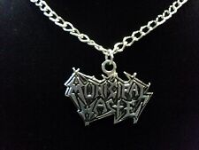 MUNICIPAL WASTE    Pendant  NECKLACE