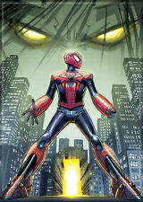 Marvel Comics Photo Quality Magnet: Spider-Man - Art From Spider Verse #3