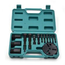 R134a R12 Compressor Clutch Sucker Puller Kit Air Repair Tool Auto A/C Parts Box