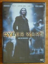 New Cyber Wars Dvd Sci-Fi Movie Genevieve O'reilly Cinmancer New Line