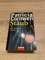 Staub: ein Kay-Scarpetta - Roman von Patricia Cornwell | Buch | Zustand gut
