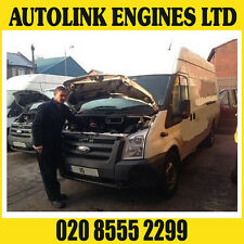 FORD TRANSIT 2.4 TDCI ENGINE MK7 JXFA PHFA PHFC H9FB ENGINE SUPPLY AND FITTED.