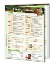 Physical Chemistry Guide - Chemistry Quick Reference Guide