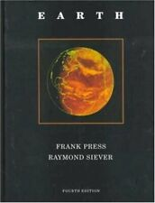 Earth by Siever, Raymond Hardback Book The Cheap Fast Free Post
