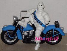 Deco Figura Michelin Machos Harley Davidson Motocicleta Figura De Publicidad