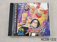 The King of Fighters 94 Neo Geo CD Japanese Import Neogeo Japan KOF US Seller B