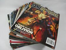 18 Piece Game Informer Magazine Lot GTA San Andreas Midnight Club 2 Halo 03-04