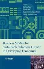 NEW - Business Models for Sustainable Telecoms Growth in Developing Economies