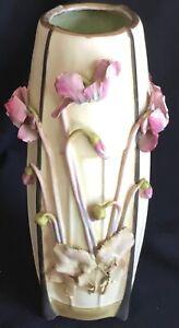 Antique Stellmacher Teplitz Amphora Art Nouveau Secessionist Vase for Resto