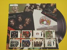 2020 Queen Limited Edition Fan Sheet: Album Collection