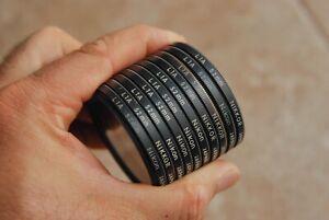 Nikon 52mm Filter lot  L1 A skylight filters