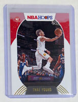 2020-21 Panini NBA Hoops Holiday Trae Young #46 Atlanta Hawks