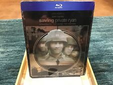 Saving Private Ryan (Blu-ray 2015) MetalPak Steelbook Rare Oop (New)