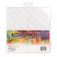 Ranger TIM HOLTZ Alcohol Ink Palette 36 Compartments Hinged Lid TAC58526
