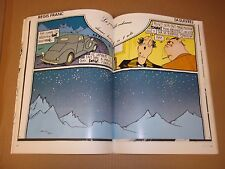 MAGAZINE (A SUIVRE) no 17 (1979) MUNOZ & SAMPAYO / ROSNY / COMES + 1 POSTER
