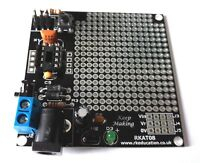 RkEducation RKAT08 Prototype PCB for Arduino/ATMEL with FREE ATTiny85 UK Seller