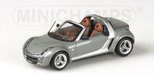 Minichamps 400032131 SMART ROADSTER - 2003 - GREY METALLIC 1:43  #NEU in OVP#