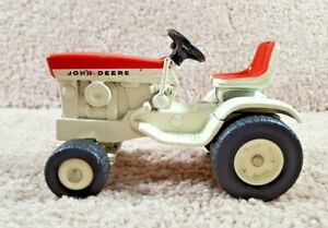 RARE 1969 ERTL 1/16 Diecast John Deere Patio Series 140 Lawn & Garden Tractor