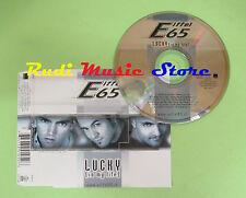 CD Singolo EIFFEL 65 Lucky in my life 2001 germany WEA no mc lp dvd (S5)