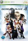 Xbox 360 Dead or Alive 4 Neuwertig