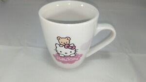 Hello Kitty Party Sanrio CERAMIC Porcelain Arts Bowl Plates Cup Tea Cofee Sets