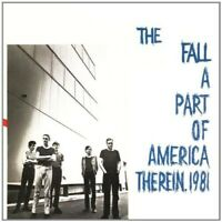 """THE FALL """"A PART OF AMERICA THEREIN 1981"""" CD NEU"""